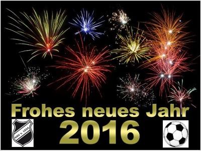 Frohes neues Jahr -HSV 16