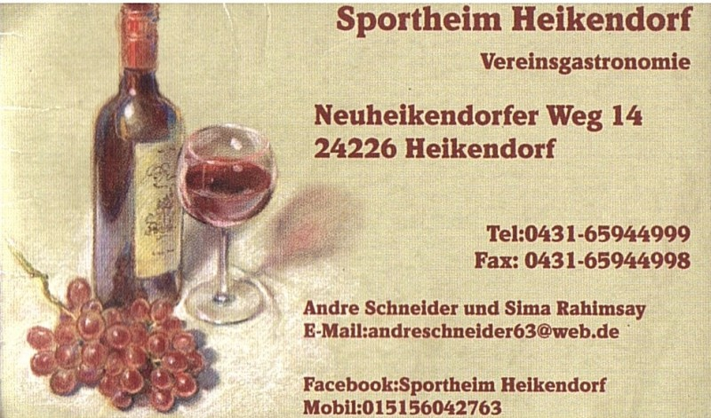 Sportheim Heikendorf