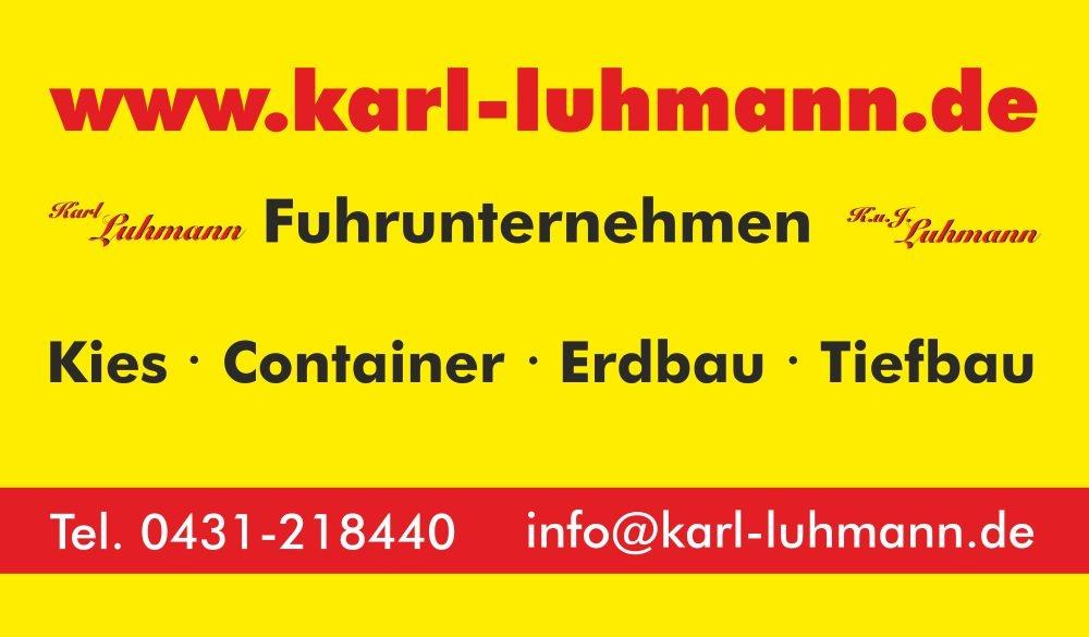 Fuhrunternehmen Luhmann